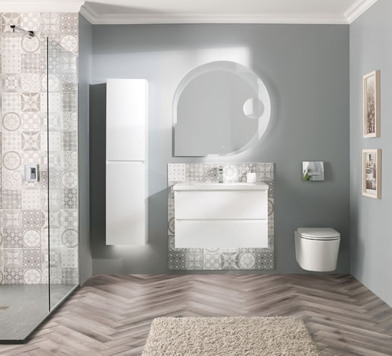 OHJ Bathrooms - Bathroom Design