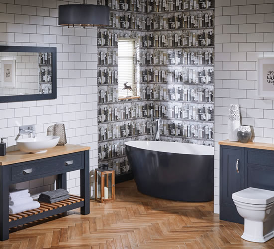 OHJ Bathrooms - Product Range