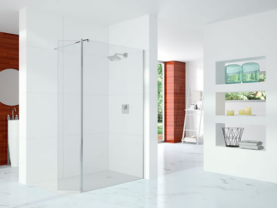 OHJ Bathrooms - Shower Doors and Panels