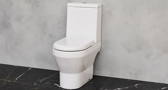 OHJ Bathrooms - WC Pans